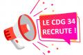 le CDG recrute