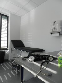 illustration cabinet médical